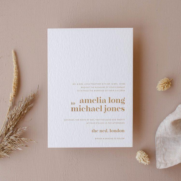 Amelia Foil